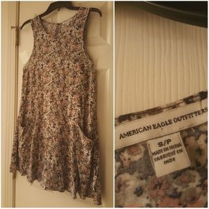 American Eagle Outfitters size small floral dress